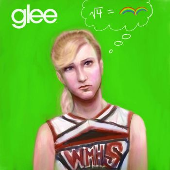 Glee: Brittany by mking2008