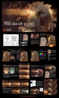 Preview - The sea of light by oione
