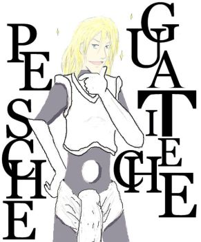 Pesche the Prettyboy by HollowKonpaku
