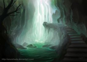 The Enchanted Altar by SourShade