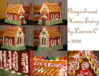 gingerbreads by melloncolliebaby