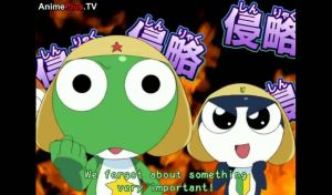 Tamama x Keroro 202 by tackytuesday