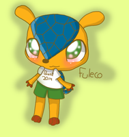 Fuleco by AngelQueen14