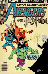 Harry and the Avengers by Guyster