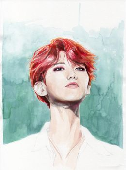 Baek by mythliker