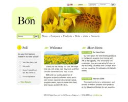 bon web site by kpucu