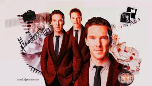 Benedict cumberbatch wallpaper 55 by HappinessIsMusic