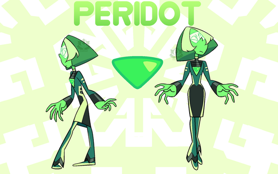 [C] - Peridot by FloofHips