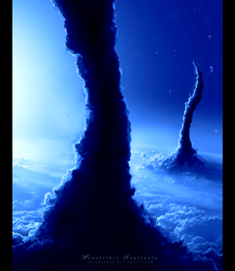 Monolithic Sentinels by dylanxedge