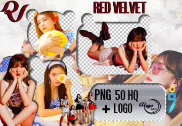 RED VELVET _ PNG #26 { POWER UP } by YUYO8812
