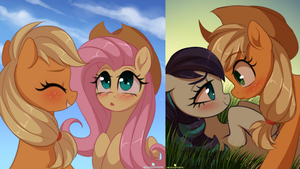 Ship Quickies 4 by MomoMistress