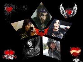 Black Veil Brides collage3 by BritishPieWTF