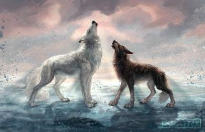 Balto. Heritage Of The Wolf by DGrayfox