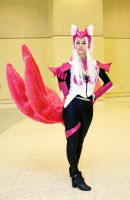 Challenger Ahri Fan Expo 2015 #01 by Lightning--Baron