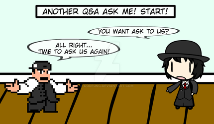 (walfas) another Q and A ask me! by Godeung