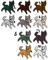 FREE ADOPTS! CLOSED! by Adoption-R-Us
