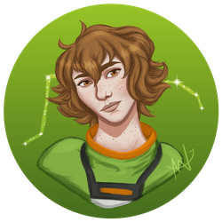 Aries Pidge by AnchoredTether