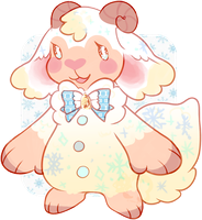 gingerbread sheep strudel by irlnya