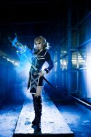 Project K: Blue Flame by Astellecia