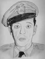 Barney Fife,Andy Griffith Show by dingobuzz269