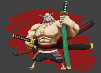 Master Shogun by Toughset