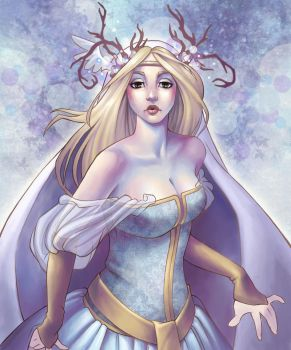 Guinevere by JessiBeans