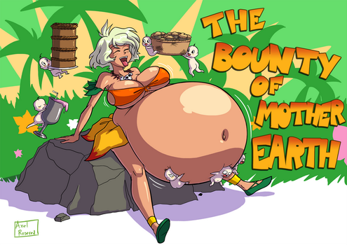 Old is New - Bounty of Mother Earth by Axel-Rosered