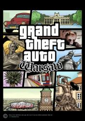 Grand Theft Auto Warsaw by Anka33