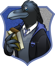 Hogwarts Housefurs: Ravenclaw (Movie Version) by Hawkstone