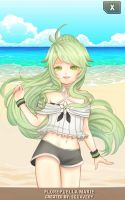 [ GACHA RESORT ] Fanmade. Florepuella Marie. by squavery