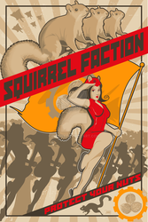 Squirrel Faction by DomNX