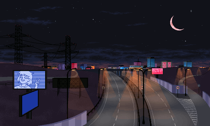 freeway by radshoe