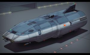 Commonwealth Space Force Whale Commission by AdamKop