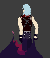 -Commision- Riku recolored by Drachis