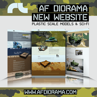 AF Diorama and MechForces Website by AlejandroFiny