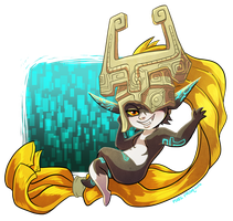 Midna by Pixel-Prism