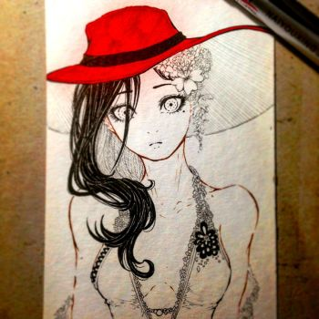 Red Hat by luien