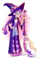 Witchsona by thepurpah