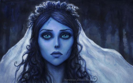 Corpse Bride by marurenai