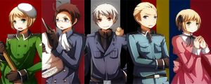APH Germans BM by RoxanTrinity
