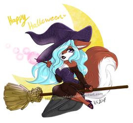 .:Happy Halloween:. by NightSaber