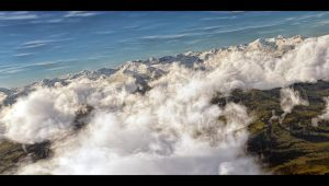 fly to the mountains by SwissAdA