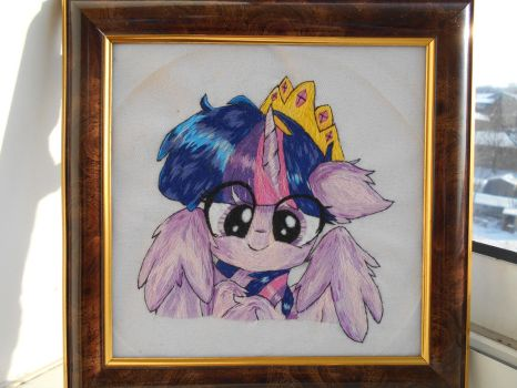 The Princess of Friendship by LightDragon1988