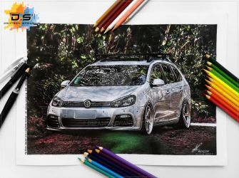 VW Jetta Variant by DSPA360