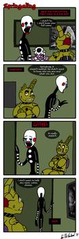 Springaling 361: Didn't Ask, Didn't Tell by Negaduck9
