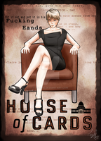 House of Cards: Claire Underwood by Ai-hime