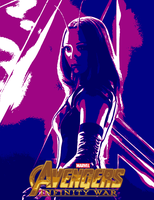 August Avengers #19.94 - Infinity War (2018) by JMK-Prime