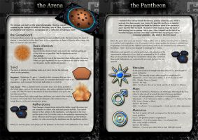 AoE page layouts by melvindevoor