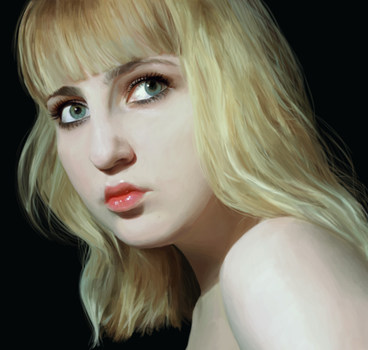 Painting Practice by zara-leventhal