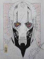 General.Grievous'.Dead.Eye by cybergrunty